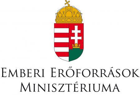 Emberi Erőforrások Minisztériumának logója